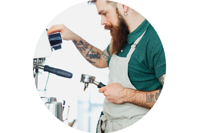 Barista Coffee Training